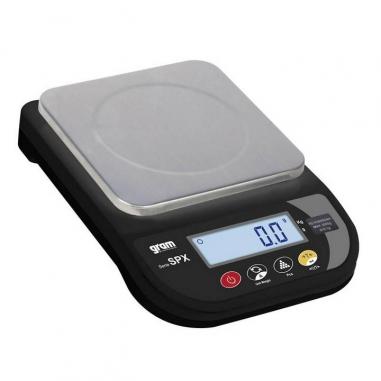 Báscula comercial de solo peso comprar barata precio SPX de Gram