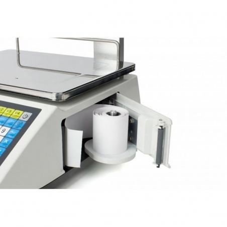 Balanza comercial con impresora BAXTRAN-CT100P barata
