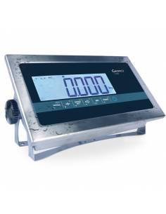 INDICADOR SERIE GI400i LCD EN ACERO INOX IP68